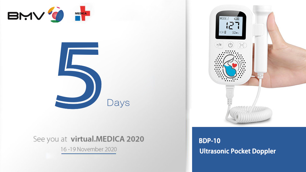BDP-10 Ultrasonic Pocket Doppler