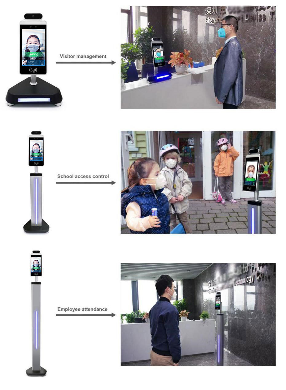 face recognition system application